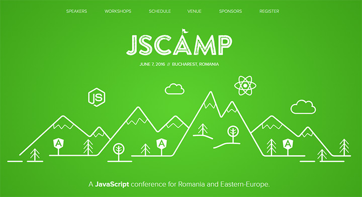 jscamp romania website