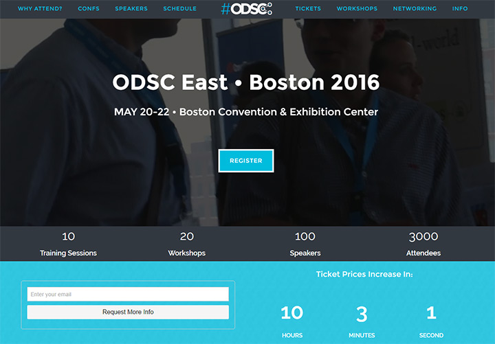 odsc east boston conference