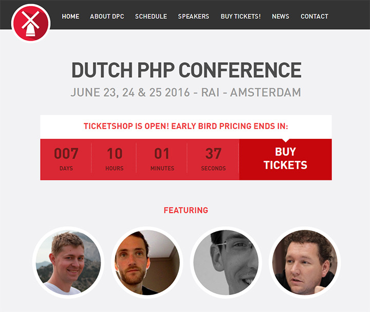 dutch php conf netherlands
