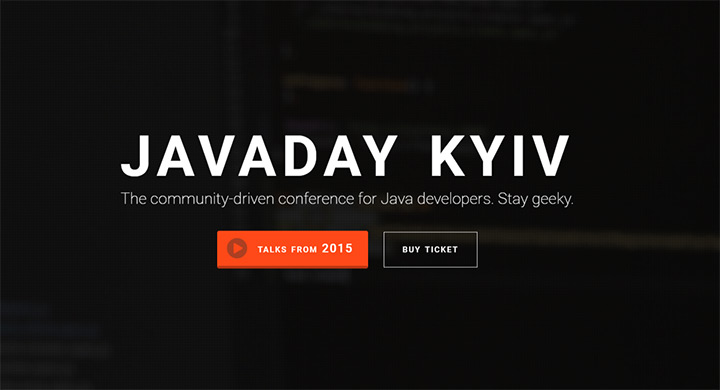 javaday conference java 2016