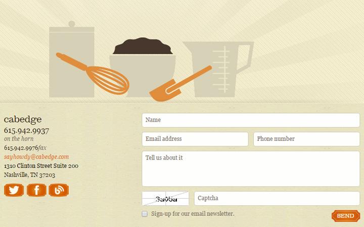 cabedge nashville web design