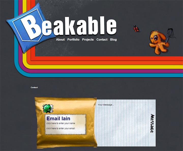 beakable