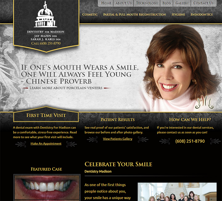 dentistry for madison