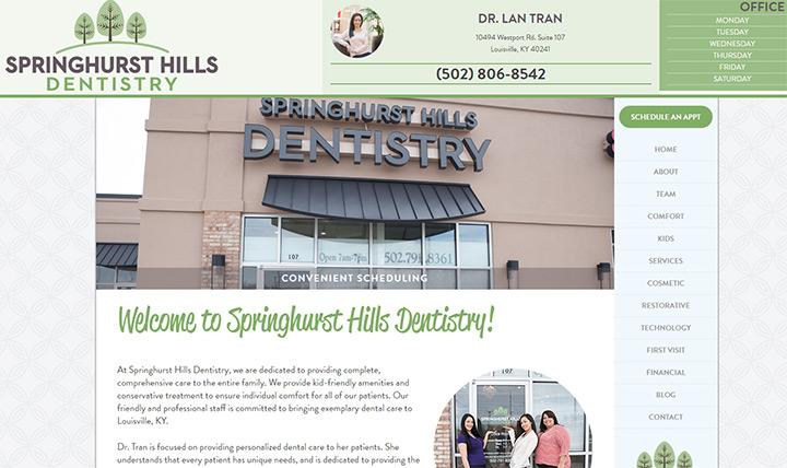 springhurst dentist