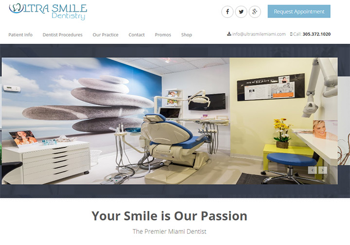 ultra smile dental