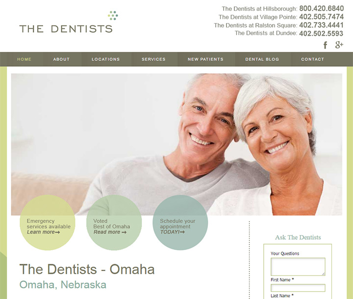omaha dentists