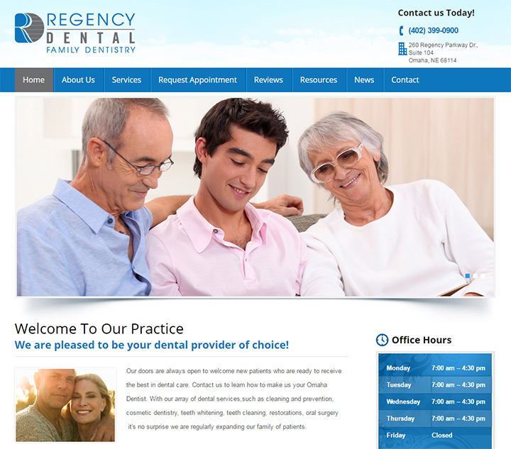 regency dental