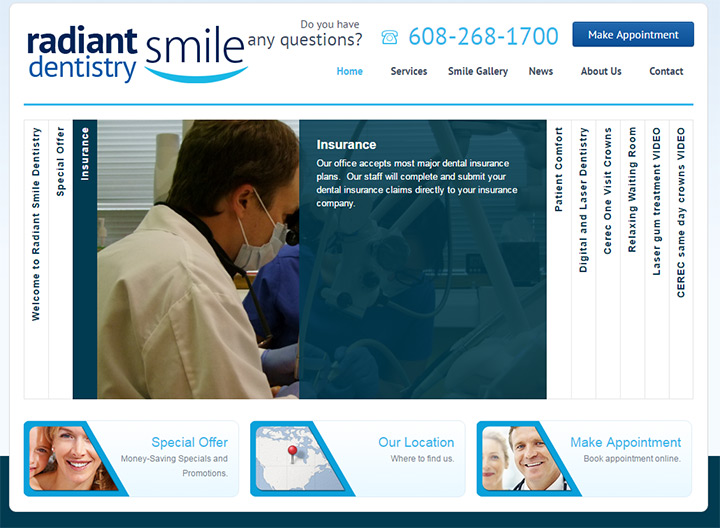 radiant dentistry