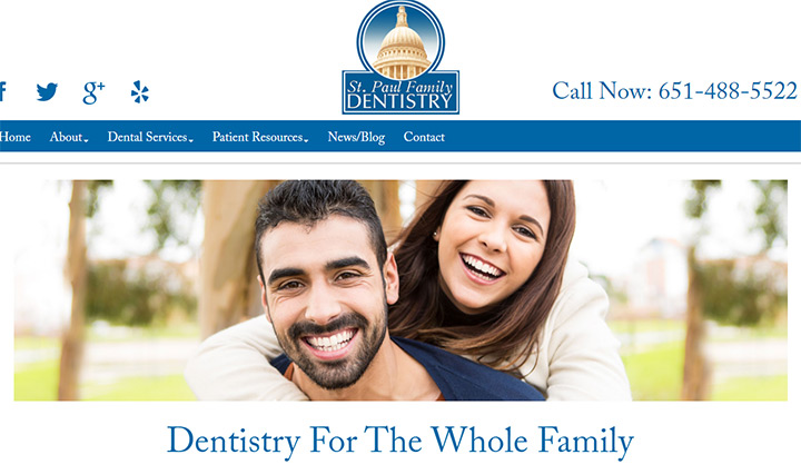 st paul mn dentist