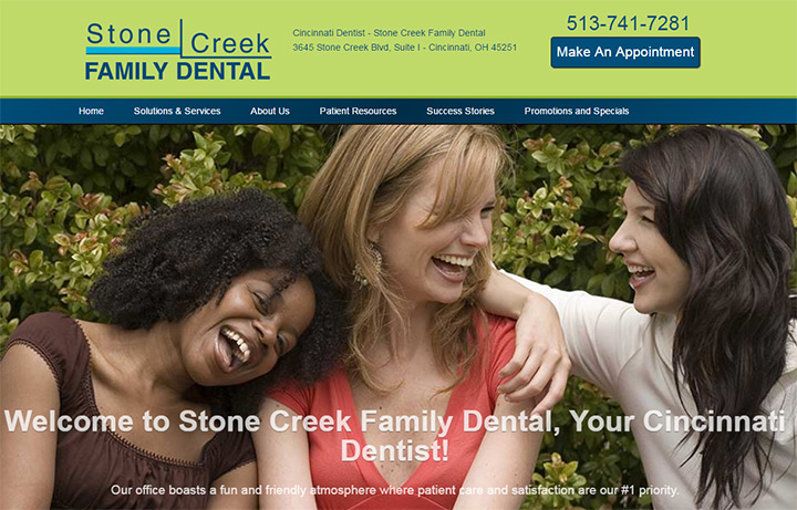 stone creek family dental