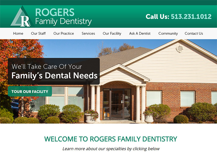 rogers family dental