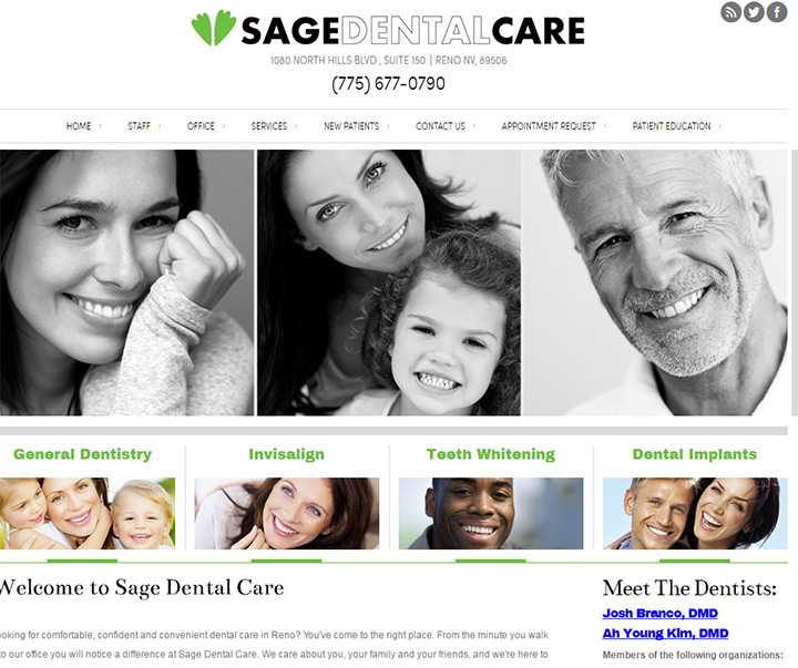 sage dental care