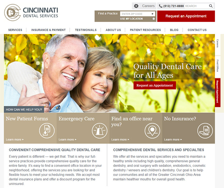 cincinnati dental