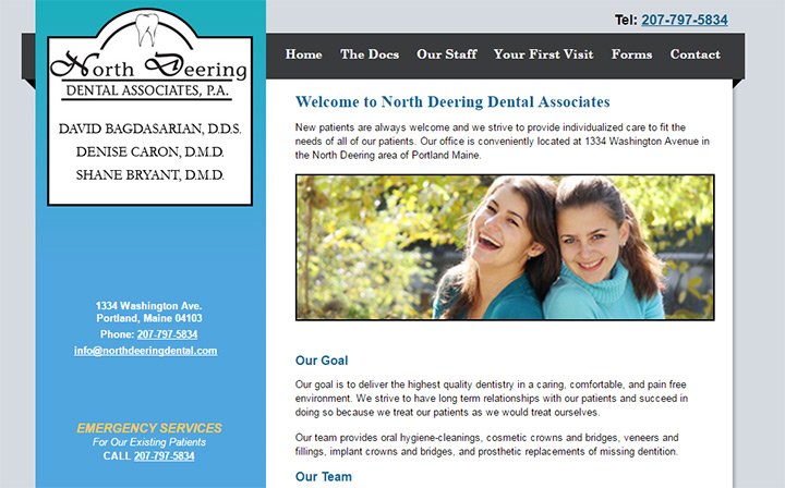 north deering dental