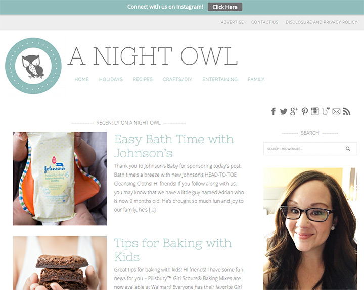 night owl blog