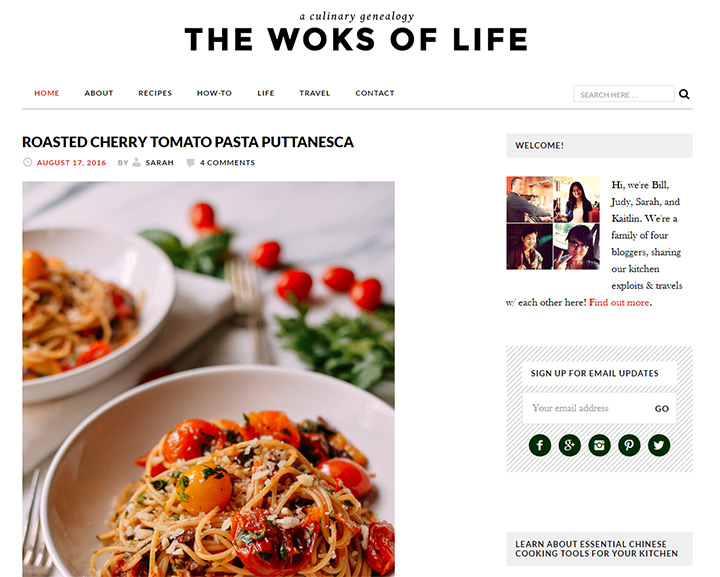 woks of life blog