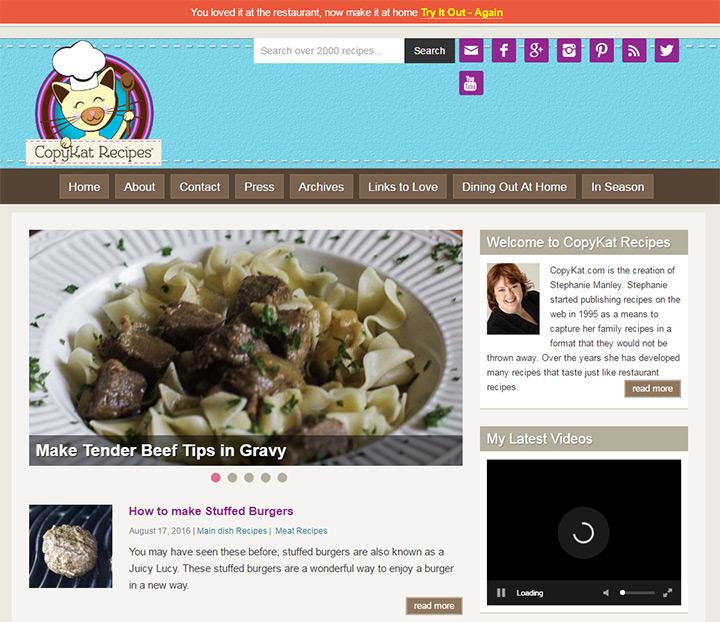 copykat blog