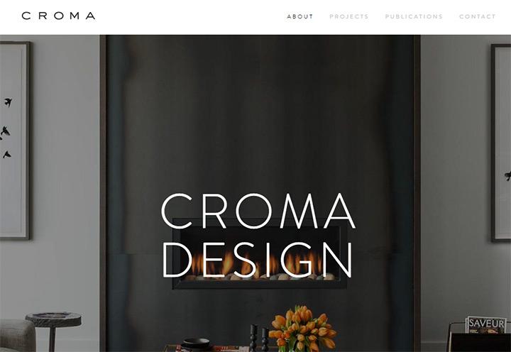 croma design