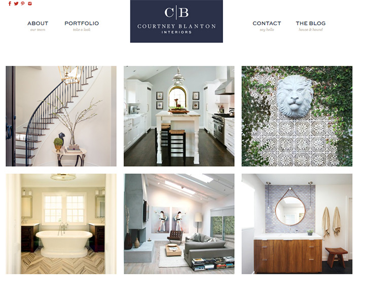 courtney blanton interiors