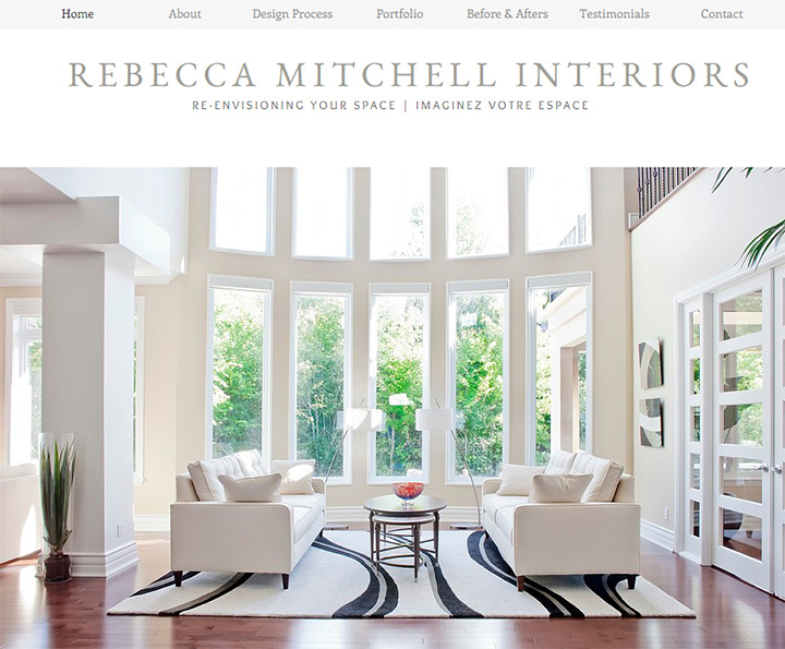 rebecca mitchell interiors