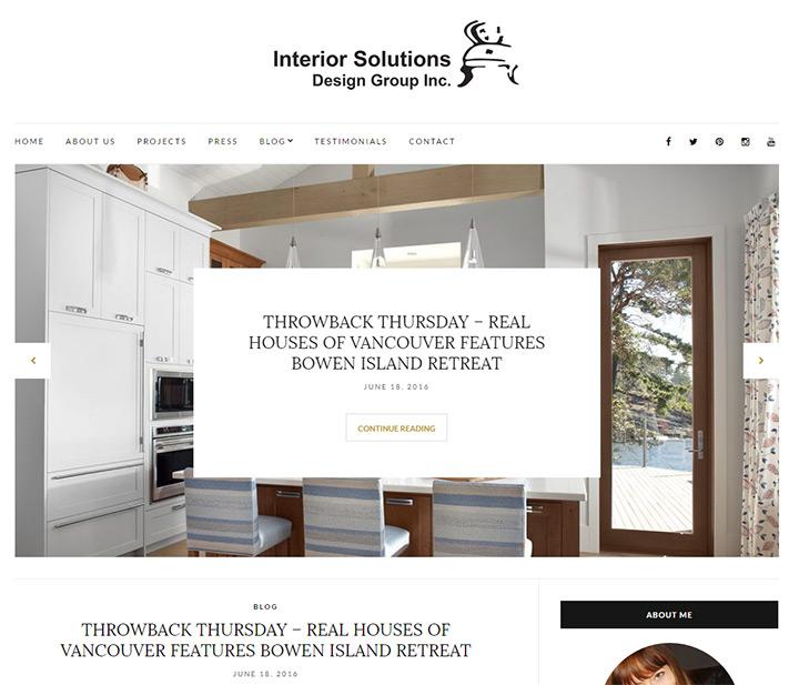 100+ Interior Designer & Decorator Websites: Portfolio