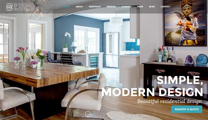b design home