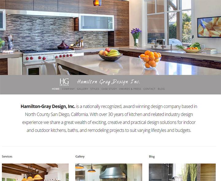 hamilton gray design