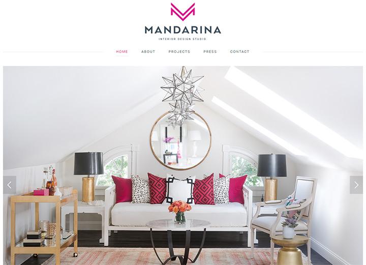 mandarina interiors