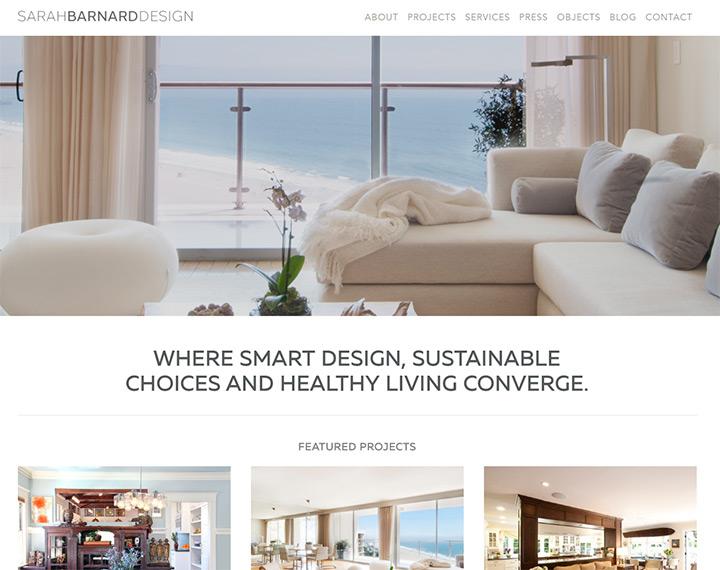 sarah barnard design