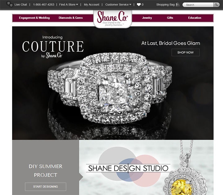 shane co jewelers