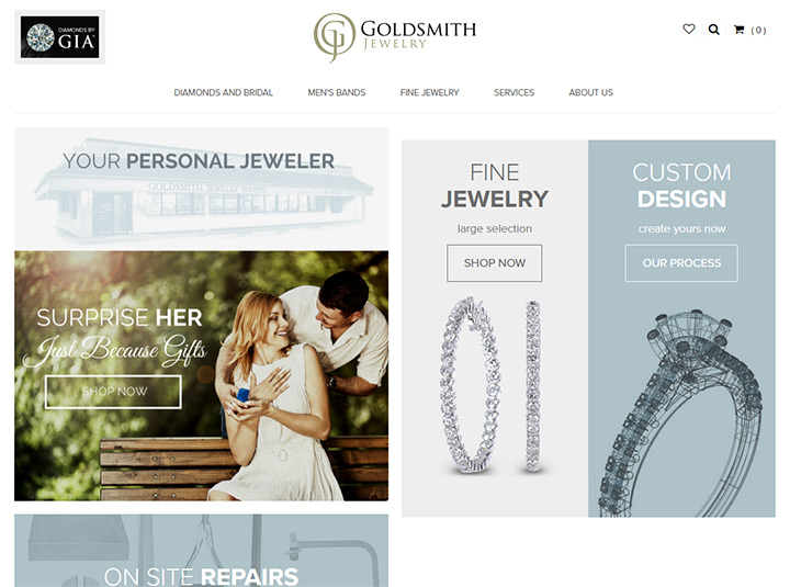 goldsmith jewelery