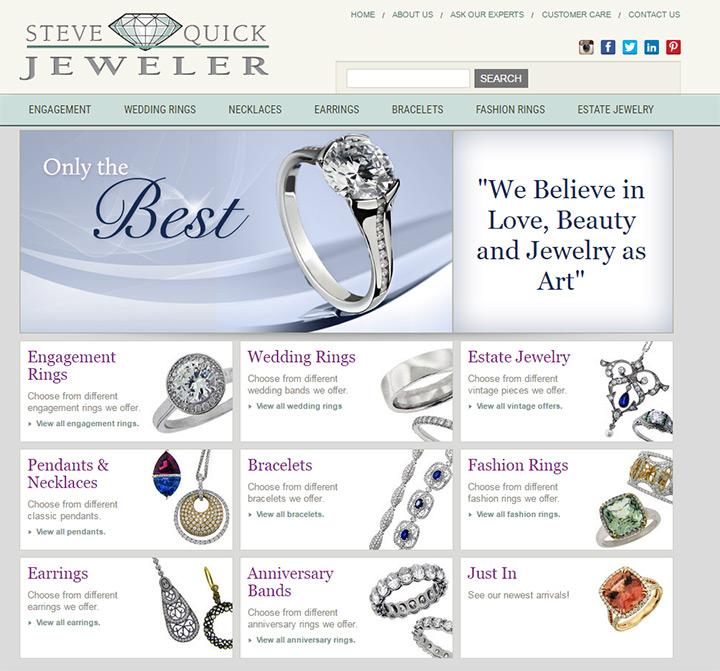 steve quick jeweler