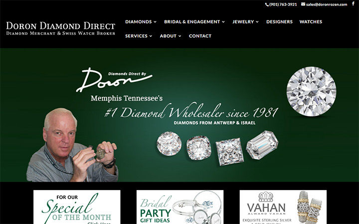 doron diamond direct