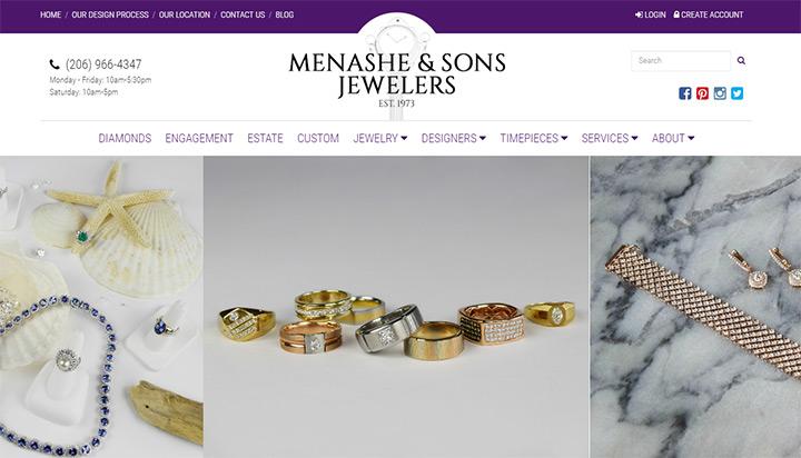 menashe sons jewellers