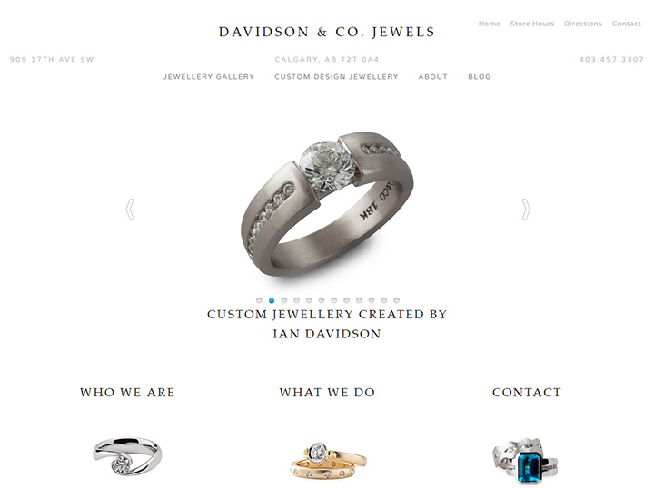 davidson and co jewellers