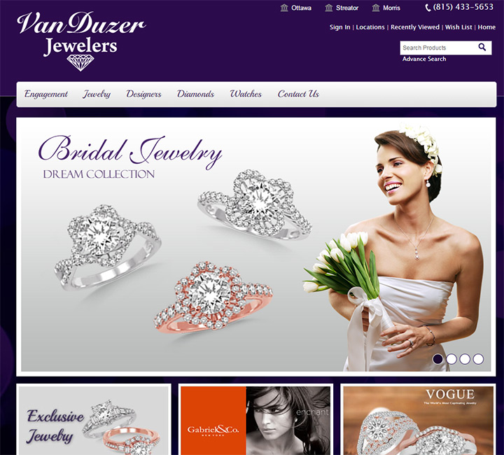 vanduzer jewelers