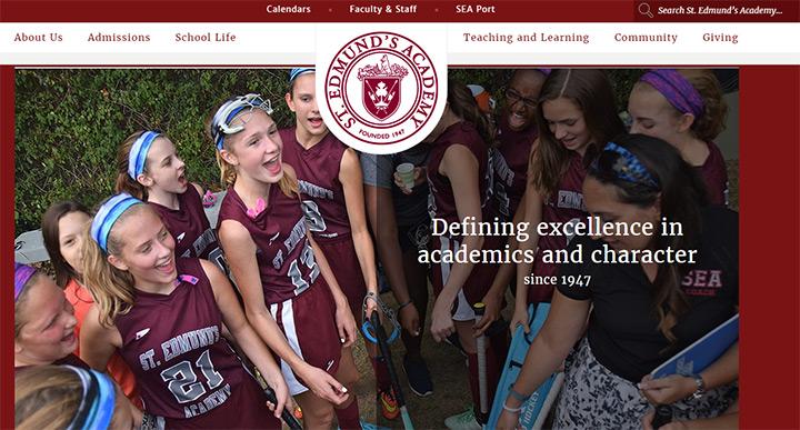 st edmunds academy