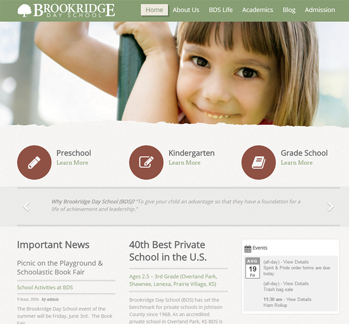 brookridge day school