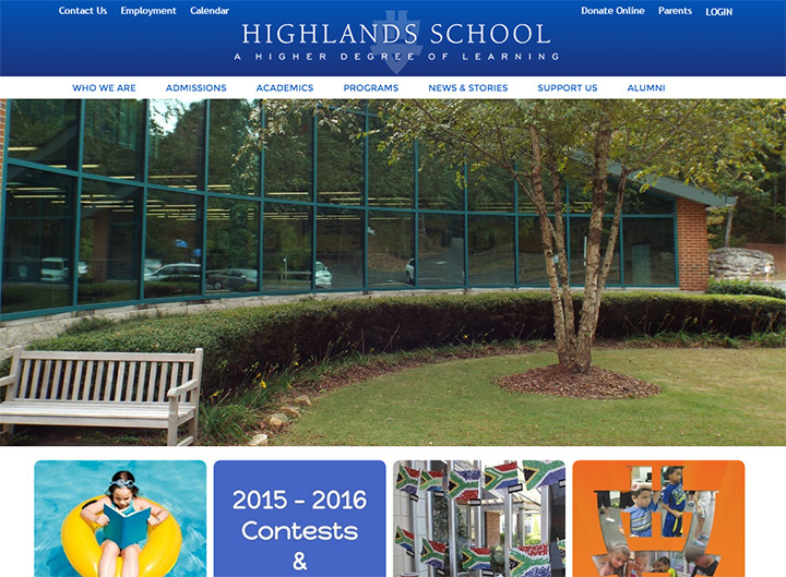 highlands school private