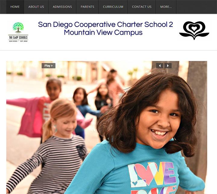 coop charter school