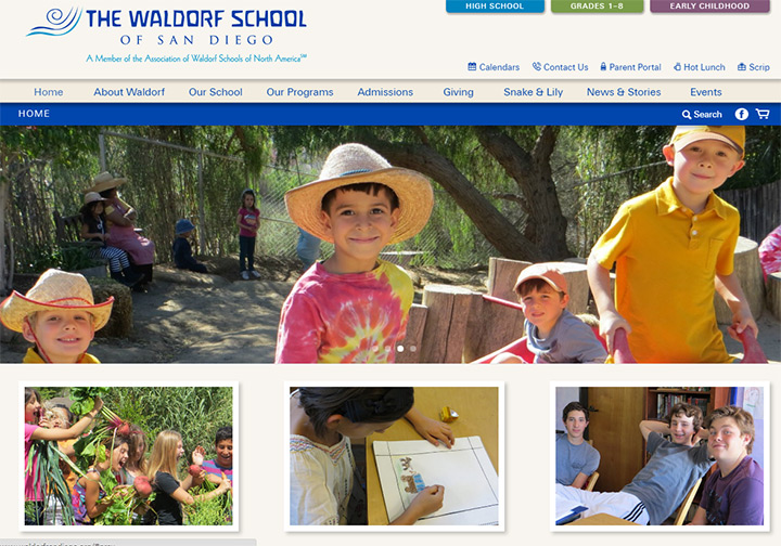 waldorf school sd
