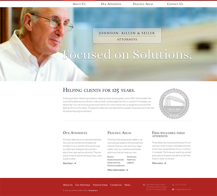 duluth law firm website