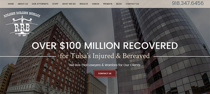 tulsa personal injury firm