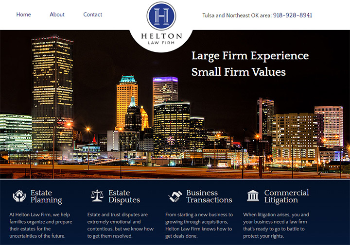 helton law website