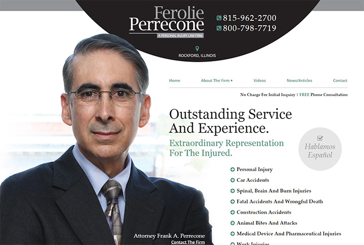 ferolie perrecone law firm