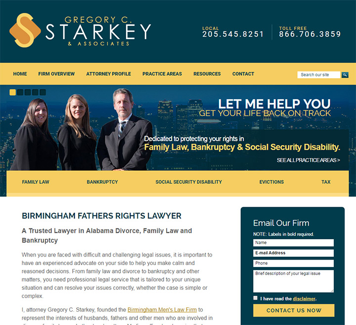 greg starkey law firm