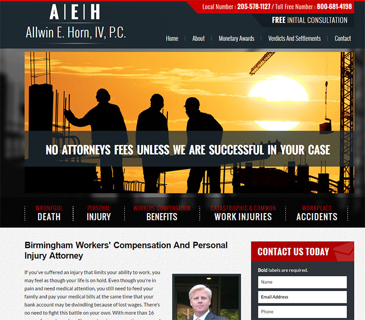 aeh workers comp law