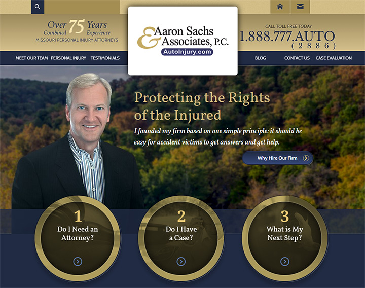 aaron sachs associates law firm