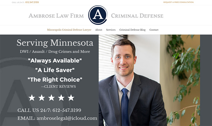 ambrose law firm website