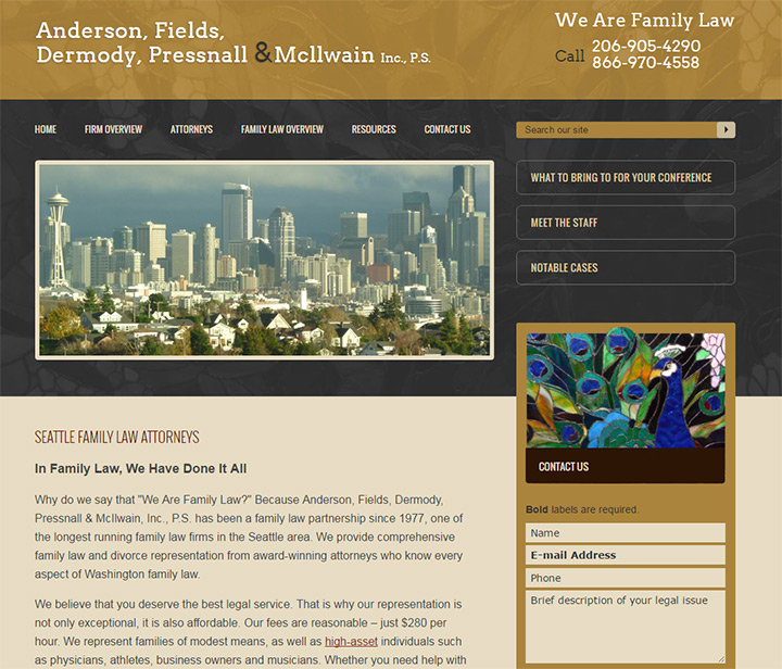 seattle family law firm